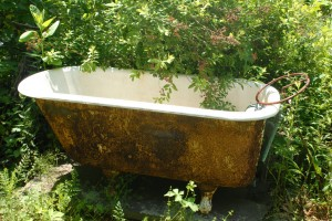 Garden Bathtub